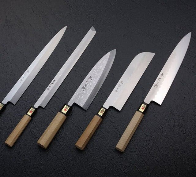 Complete Guide To Japanese Knife Types The Chef Dojo