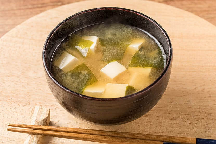 japanese miso soup recipe